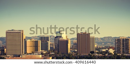 Phoenix, AZ 4.18.2016  The capital, and largest city, of the U.S. state of Arizona.