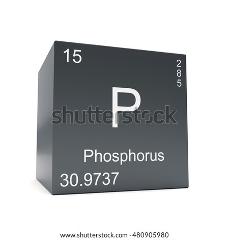 Phosphorus chemical element symbol periodic table stock illustration phosphorus chemical element symbol from the periodic table displayed on black cube 3d render urtaz Image collections