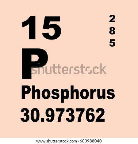 Surprising Phosphorus On Periodic Table Decor Contemporary Best
