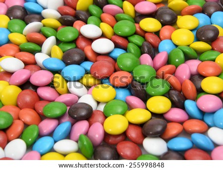 Photo Colorful Background Sweet Tasty Bonbons Candy - stock photo