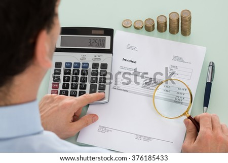invoice and auditor Manual audit sampling sampling is the application of an audit procedure to less than 100% of the items  the auditor that all invoices issued in a period are.