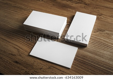 photo blank business cards blank business stock photo royalty free