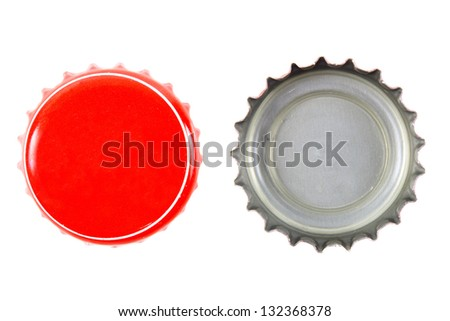 Photo of Bottle caps