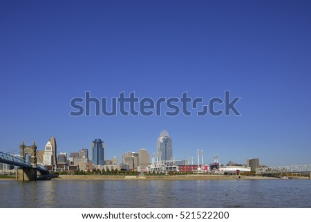 Photo of Cincinnati Ohio