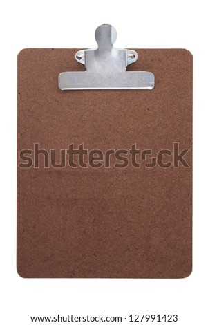 Photo of Clipboard