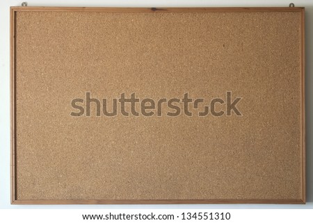 Photo of CorkBoard