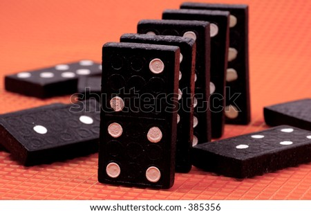 Photo of Dominoes