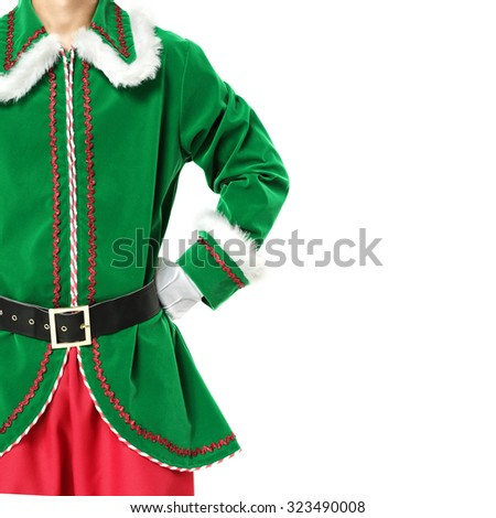 photo of elf  - stock photo