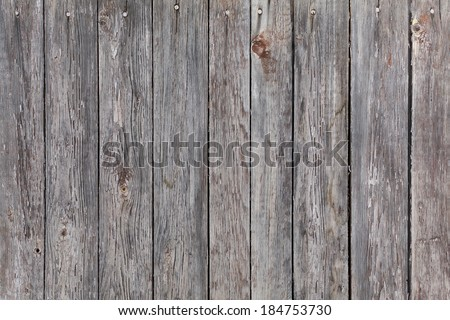 Photo of old wooden texture - stock photo