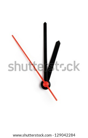 Photo of One o'clock
