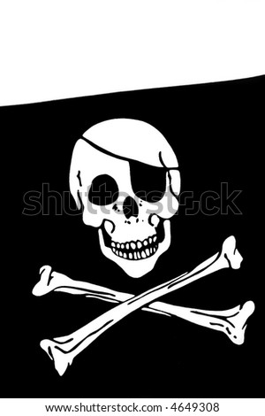 photo of pirate flag