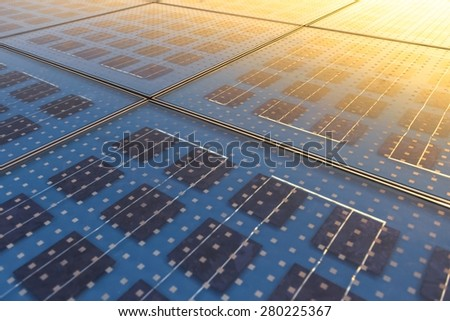 Silicon Solar Cell Stock Images Royalty Free Images