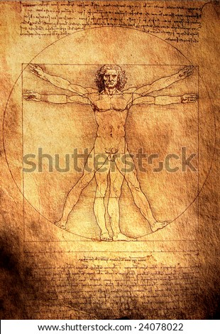 vitruvian man stock images royalty free images vectors shutterstock. Black Bedroom Furniture Sets. Home Design Ideas