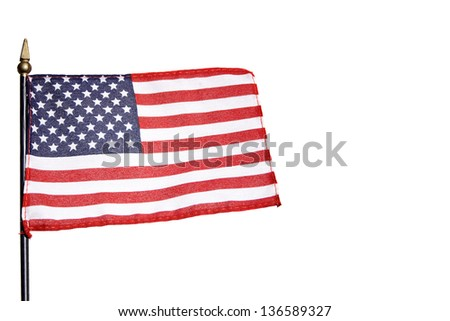 Photo of USA Flag