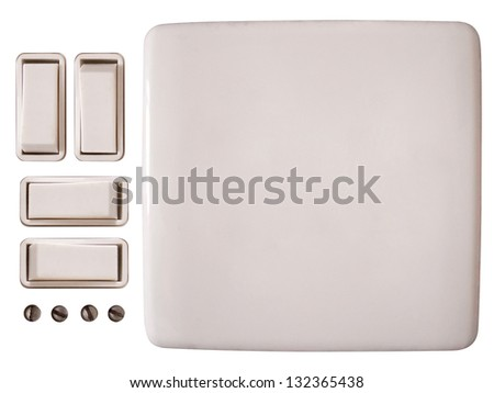 Photo of Wallplate kit - stock photo
