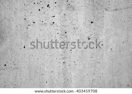 photo showing a concrete wall decor - stock photo