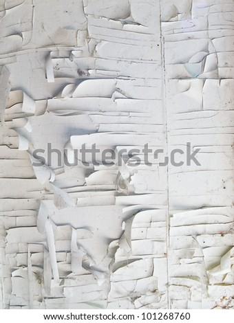 Photo textures of old paint - stock photo