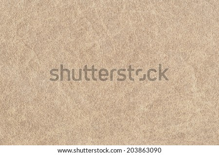 Photograph of old, animal skin parchment, creased, coarse grained, grunge texture sample
