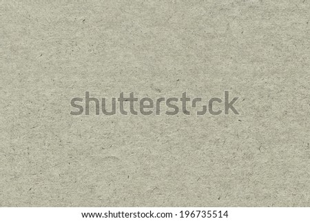 Photograph of recycle paper Olive green coarse grain grunge texture sample