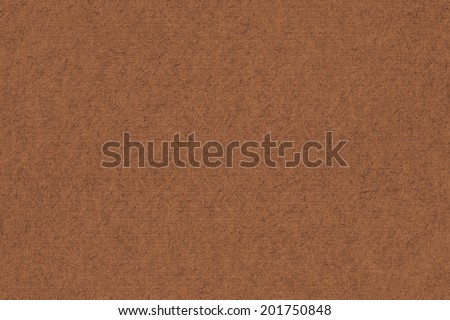 Photograph of recycle, striped kraft Burnt Umber Brown paper, coarse grain grunge texture
