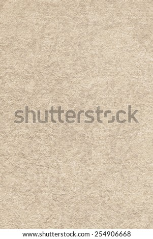 Photograph of Recycle Watercolor Paper, Off White, extra coarse grain, bleached, blotted, mottled, grunge texture sample. - stock photo