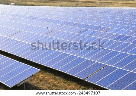 photovoltaic boards