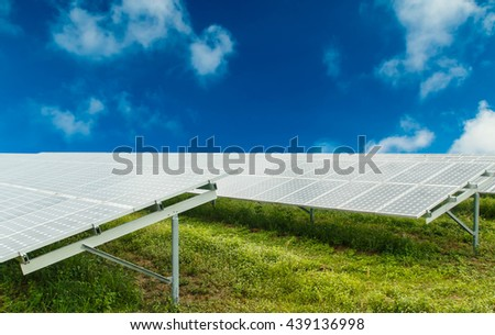 photovoltaic modules for renewable energy