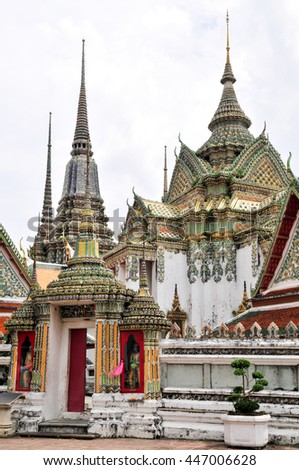 Phra Mondop Stock Images, Royalty-Free Images & Vectors ...