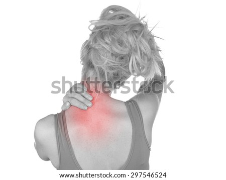 Physiotherapy treatment for neck pain, aches and tension. It  is also used for prevention and treatment in competitive sports.