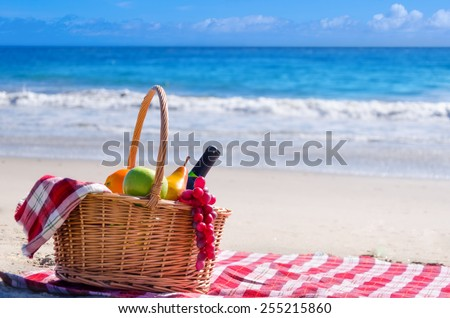 Summer Picnic Stock Images Royalty Free Images Amp Vectors