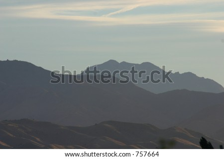 Picton Mountains