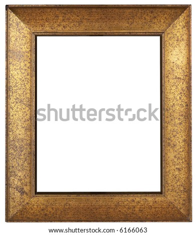 Picture Frame - isolated on white