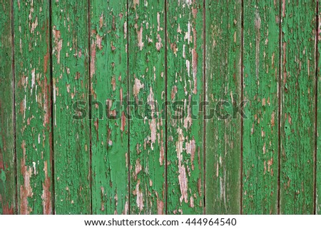 Picture from weathered wood in detail - stock photo