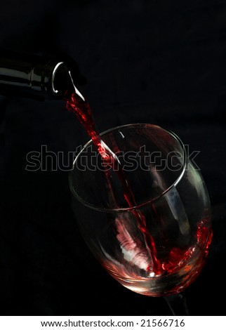 Picture of a cup of wine