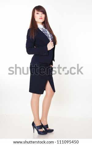 picture of beautiful businesswoman
