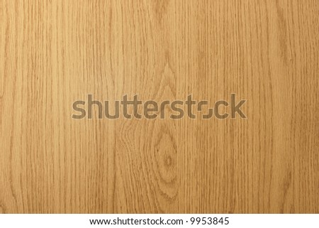 Picture of wood material oak isolated