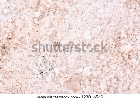 Picture Photo of Salt Flats in the Canry islands - stock photo