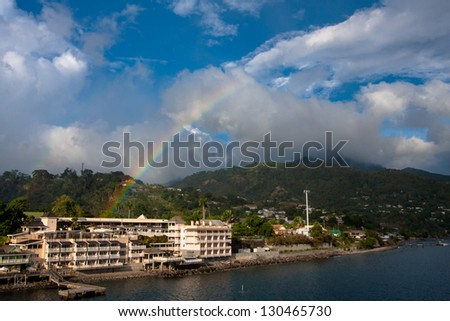 Picture taken in Dominica, Caribbean