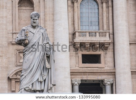 Picture taken in Italy - stock photo