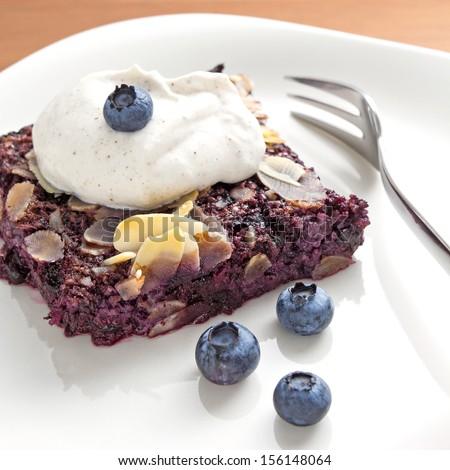 Pin Blueberry Chia Seed Bundt Cake With Coffee Glaze Cake on Pinterest