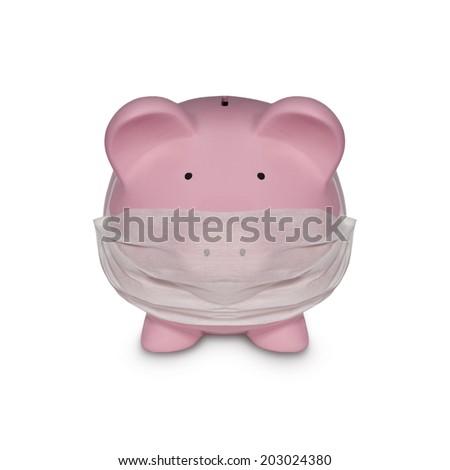 Piggy Gold Symbol Financial Concepts Stock Photo 69675946 Shutterstock
