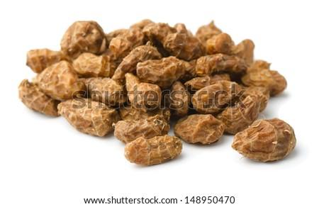 Sweet treats  Stock-photo-pile-of-chufa-tigernuts-isolated-on-white-148950470