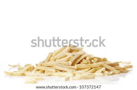 Pile of Fries