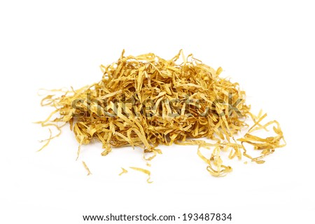 pile of tobacco and hand-rolled cigarettes