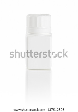 pill box 01 - stock photo