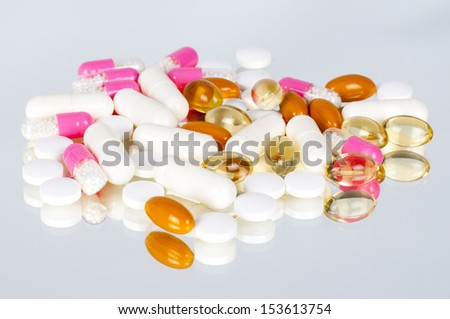 pills for medical or science use