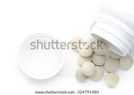 Pills, medicine - stock photo
