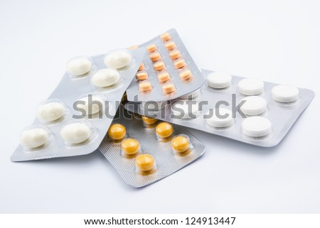 Pills packages