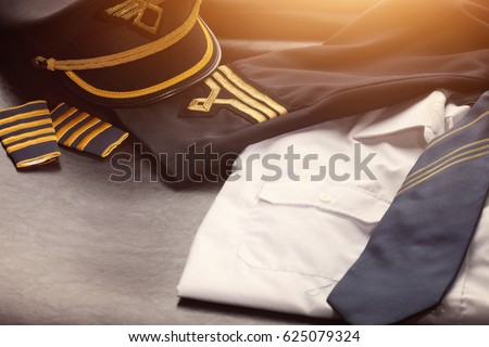 pilot's suit ready to fly