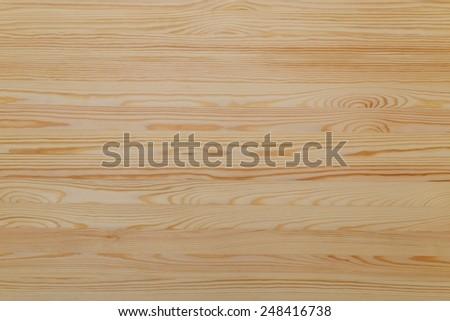 Pine wood light texture background - stock photo